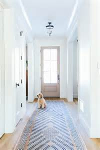 Entry Runner Rug by 10 Tips For Styling The Best Hallway