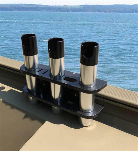 brocraft rod holder for tracker boat versatrack system - Fishing Rod Holders For Tracker Boats