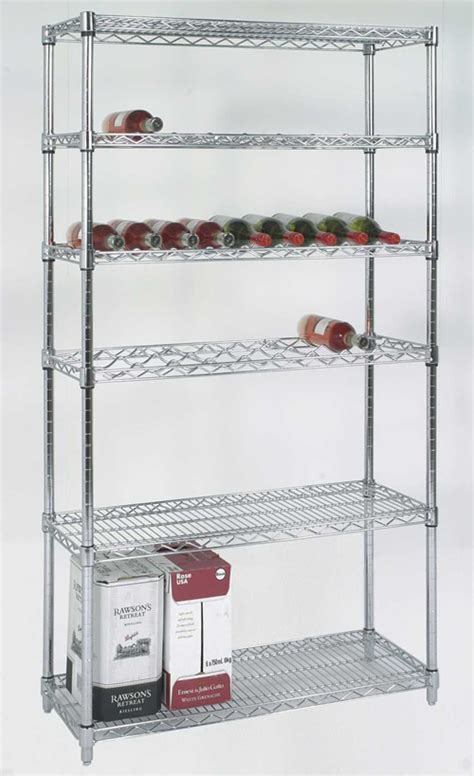Kitchen Racks And Shelves by Chrome Plated Steel Kitchen Rack Xingsheng Wire Racks Co