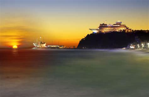 resort cruise sun cruise resort yacht gangneung south korea