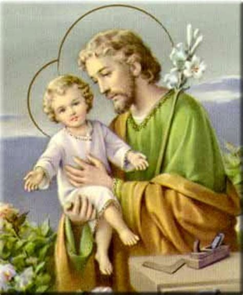 caput mundi feast of st joseph the worker