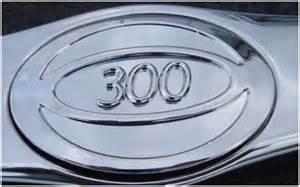 Chrysler Grill Emblem Chrysler 300 300c Vog 3d Custom Grille Emblem Chrome