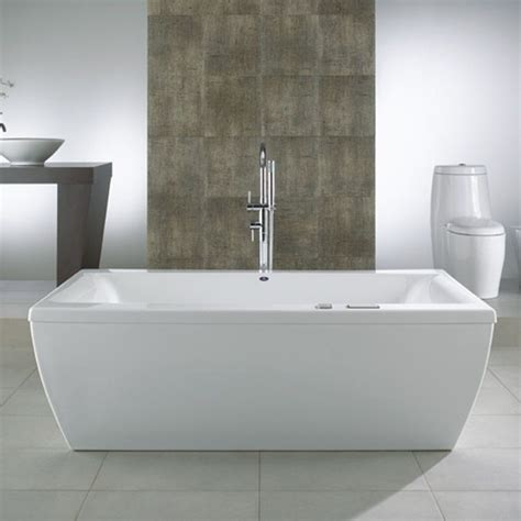 free standing jetted bathtub soaking tub ba 241 os pinterest