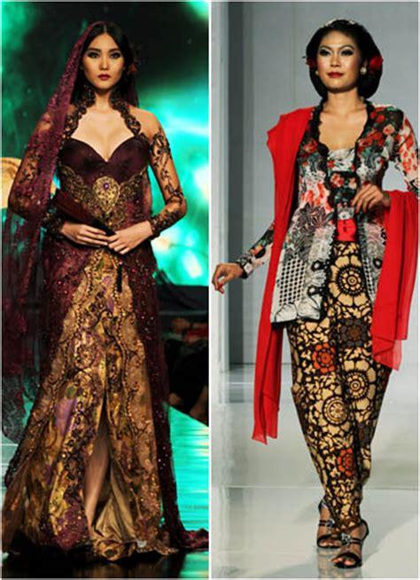 adat sejarah dan perkembangan kebaya fashion busana adat sejarah modernisasi kebaya dari dulu hingga kini