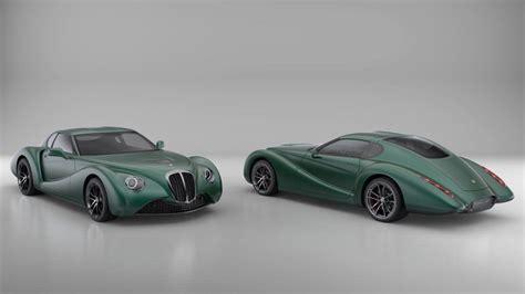 designboom tim spears eadon green zeclat modernizes the 1930s style of the aero cars