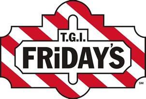 Tgi Fridays File Tgi Fridays Logo Svg
