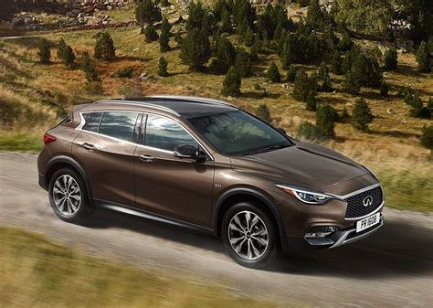 infiniti qx30 suv 2016 features equipment and