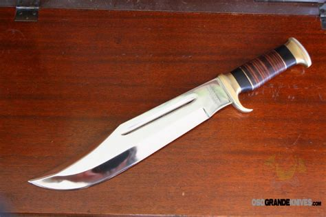 the outback bowie knife knives outback bowie fixed blade knife dukcd