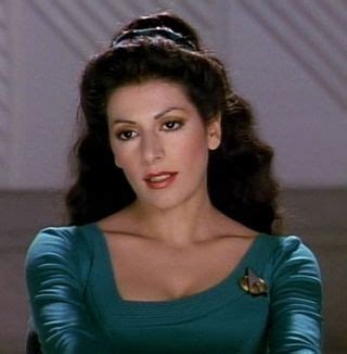 celebrity meaning with exle sci fi blast from the past marina sirtis star trek the