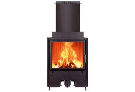 Boiler Fireplace by Edilkamin Thermofire Flat Door Cs 14 8kw Back Boiler