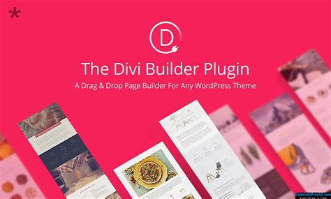 elegant themes builder plugin download divi builder v2 0 5 wordpress plugin elegantthemes