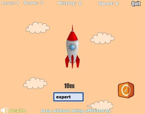 Rocket man games free online