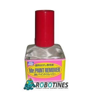 Mr Paint Remover By Animemachi mr paint remover 40 ml www robotines