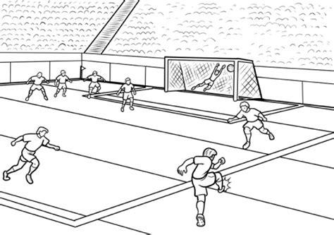 coloring pages football stadium soccer stadium kidspressmagazine com