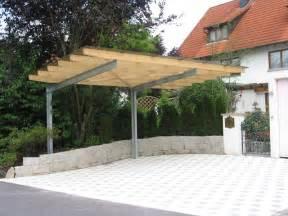 Attached 2 Car Garage Plans Carport Von Wachter Holz Fensterbau Wintergarten