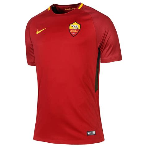 As Roma Home 2017 by Jersey As Roma Home 2017 2018 Jersey Bola Grade Ori Murah
