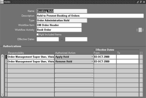 Oracle Order Management Implementation Manual