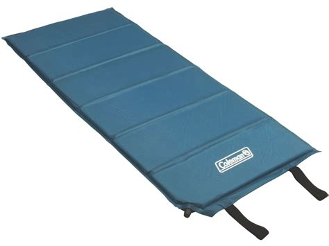 coleman youth  inflating air mattress polyester