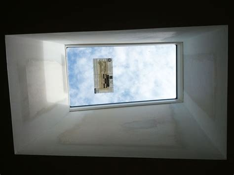 how to lights how i did it installing a skylight
