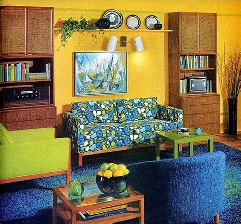 60s decor the 60s and 70s crazy wallpaper wood paneled walls home