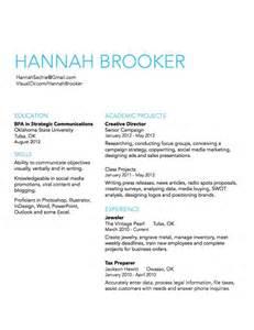 Simple Resume Design Idea Design Ideas Pinterest