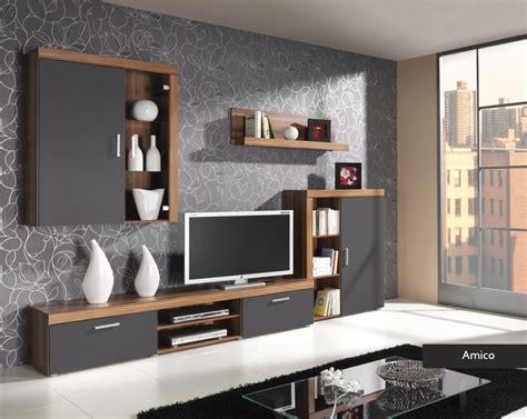 composizione soggiorno amico mobile parete porta tv