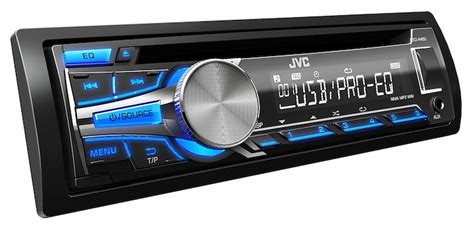 Cd Player F R Auto by Jvc Usb Cd Receiver Mit Bluetooth Vorbereitung Front Usb