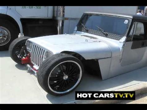 stanced jeep wrangler jeep wrangler slammed scrapin the coast 2012