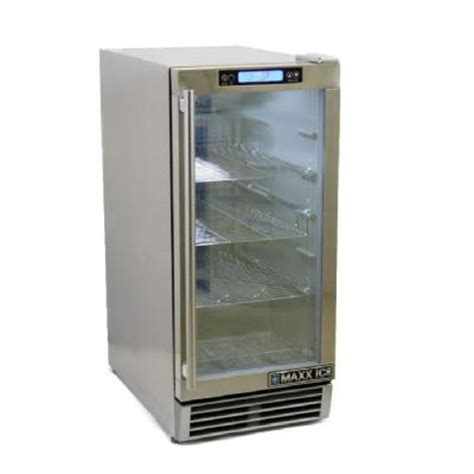 maxx 14 75 in 28 bottle wine cooler mcwc28 o the
