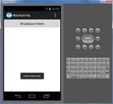 android broadcastreceiver tutorial android tutorial broadcast receiver