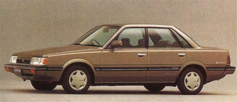 how to learn about cars 1988 subaru leone regenerative braking история subaru часть 1
