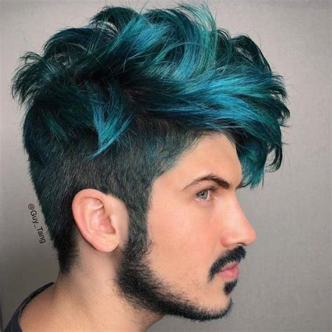mens hair color ideas hairstyle ideas 6 startling hair color ideas for men to rock the party