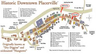 downtown placerville ca