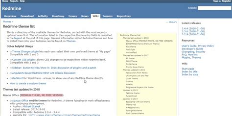 redmine themes best the best redmine hosting who s the best for your site