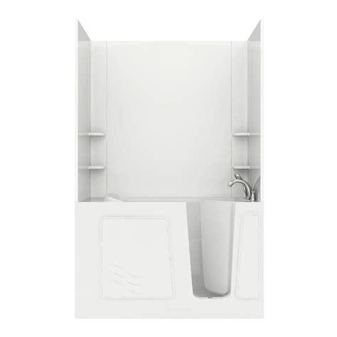 adhesive bathtub walls universal tubs rart 5 ft walk in air bathtub with easy