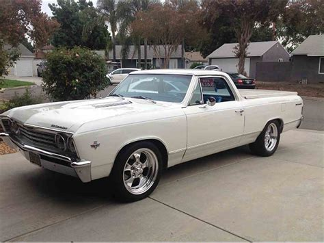 the el camino 1967 chevrolet el camino for sale classiccars cc