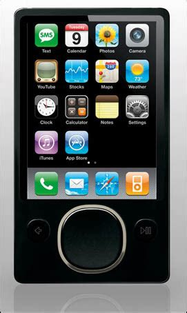 Rumour Fuel Added To The Microsoft Zune About New Models by Microsoft Phone Coming Zune The Register