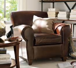 Pottery Barn Armchairs Pottery Barn Leather Sofas Sectionals Chairs 15 Off Sale