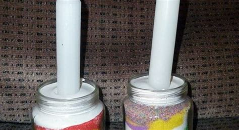 shabbat candle holders diy time to light shabbat candles hebrew school crafts shabbat candles and hebrew school