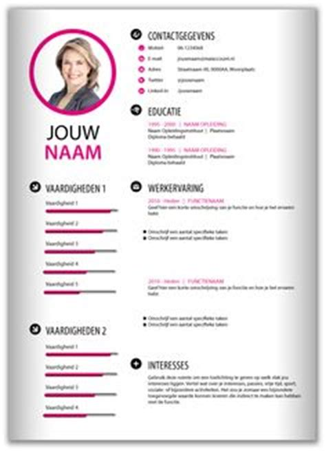 Cv Template Kopen 1000 Images About Bijzondere Cv S On Resume Curriculum And Cv Design