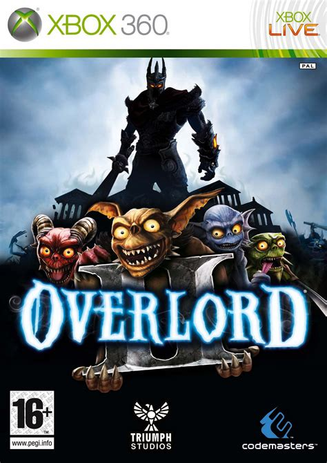 Bd Kaset Ps3 Overlord 2 Region 1 Second thaidvd value