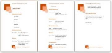 Lebenslauf Vorlagen Gratis Gratis Lebenslauf Muster Vorlage Und Beispiele Kostenlos Downloaden