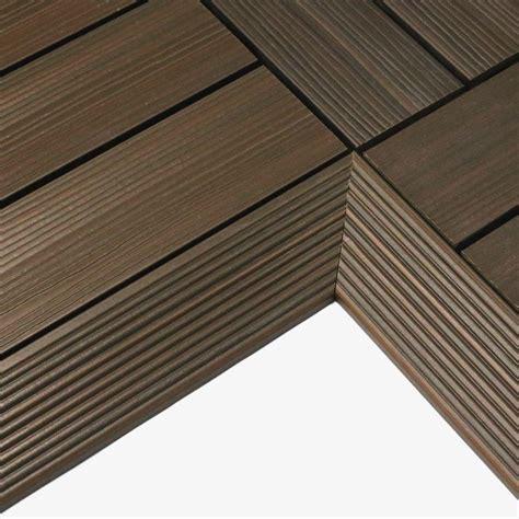 composite deck tiles newtechwood 1 6 ft x 1 ft deck composite deck tile