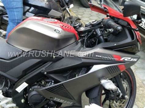 Yamaha All New R15 Matte Black yamaha r15 v3 0 spotted before india launch zigwheels
