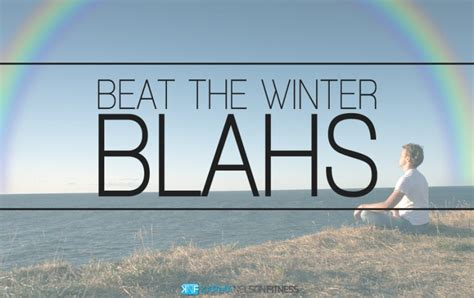 Beat The Winter Blahs by Improve Mood Archives Karma Nelson Fitness
