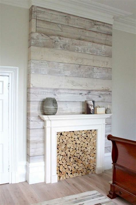 Best 25  Wallpaper fireplace ideas on Pinterest   Living