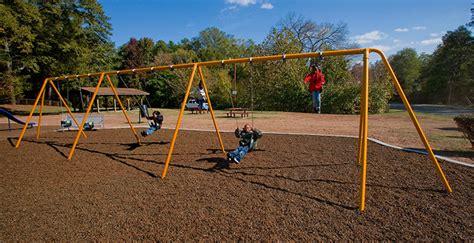 school playground swings school playground equipment gametime