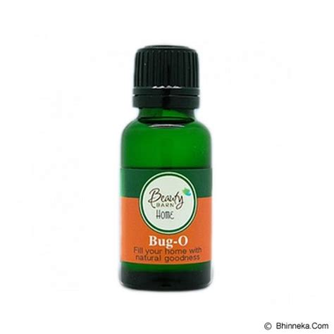 Barn Home Bug O Aromatherapy 20ml jual barn home bug o 20ml murah bhinneka