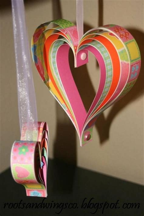7 Crafts To Do At Home by 30 Easy Peasy Diy Valentines Days Crafts To Do At Home