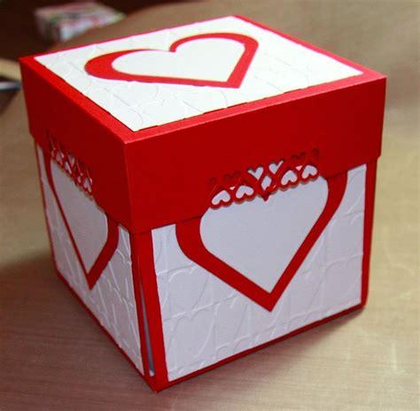 explosion box tutorial start to finish part 2 york rose designs custom invitations cards albums